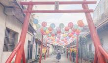 秒飛日本大紅神社鳥居!起街百歲祭浴衣美拍