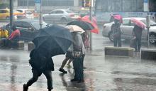 哈格比颱風逼近 16縣市升級豪大雨特報