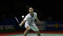 周天成激戰3局演逆轉秀 晉級泰國羽賽16強