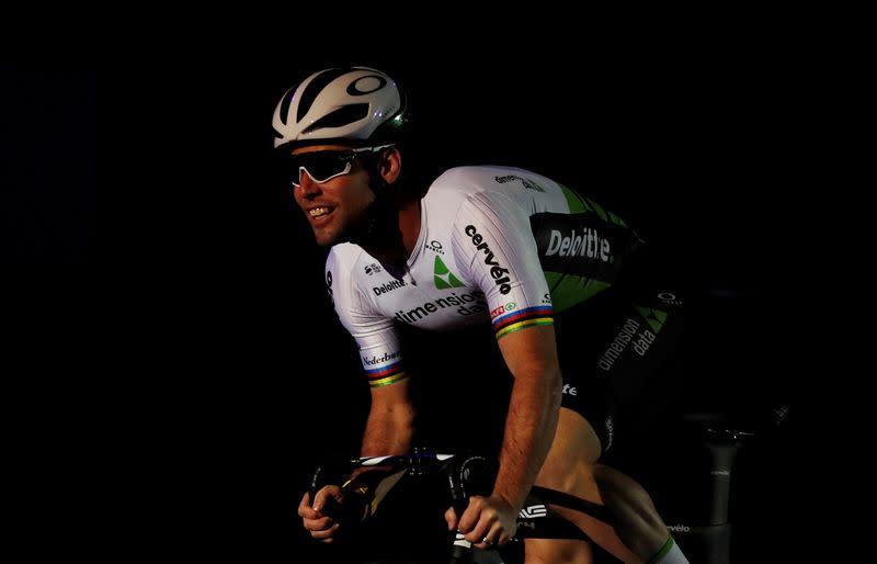 Cycling - Cavendish hints at retirement after Gent-Wevelgem finish