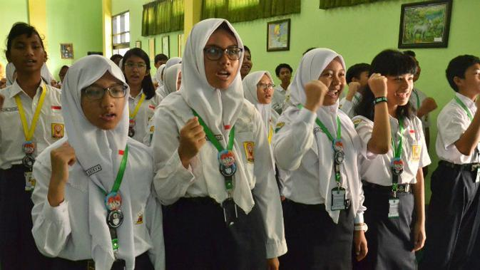 Ilulstrasi siswa di Surabaya, Jawa Timur (Foto: Dok Pemkot Surabaya)