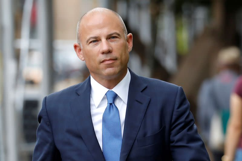 Celebrity lawyer Michael Avenatti is found guilty in Nike extortion case
