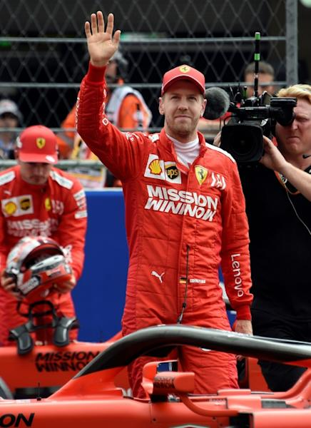 Sebastian Vettel says he needs time to reflect on his future after announcing his departure from Ferrari at the end of the season