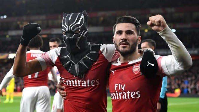 Sesumbar Black Panther Arsenal Diincar Banyak Klub Termasuk Barcelona