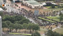 【現場報道‧龍和道】示威者要求與林鄭對話