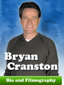 Just When You Thought You Couldn't Love Bryan Cranston More, Here's His Official Website