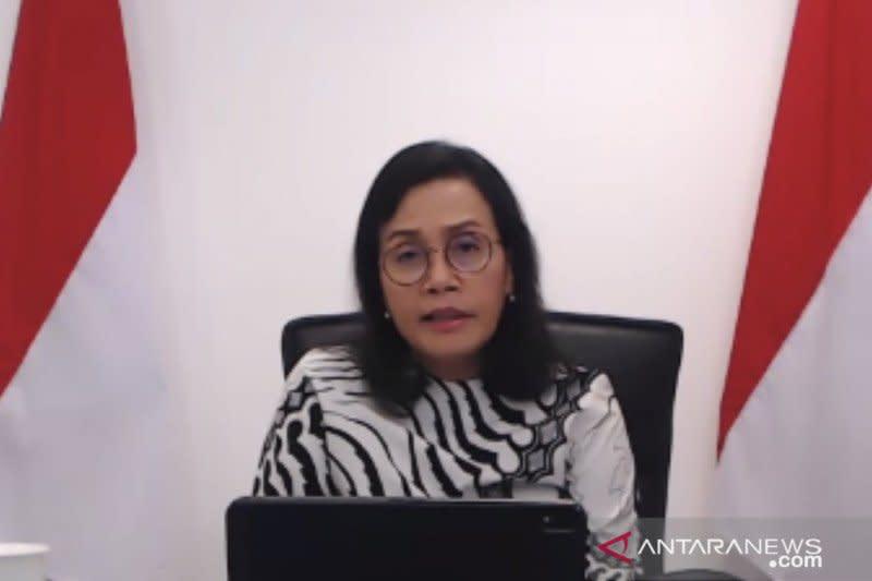 Sri Mulyani: Memerangi disinformasi jadi tantangan luar biasa