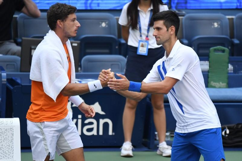 Nadal says Djokovic unlucky, but should show self-control
