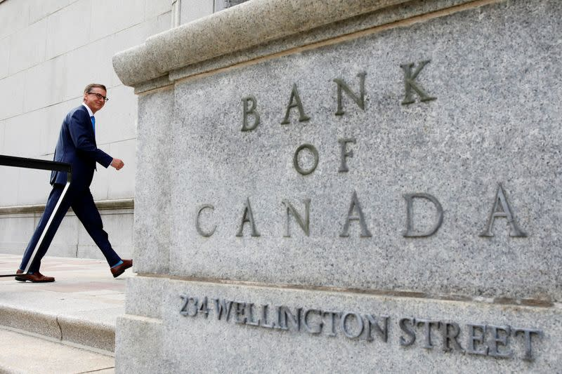 Bank of Canada says pandemic to test inflation expectations