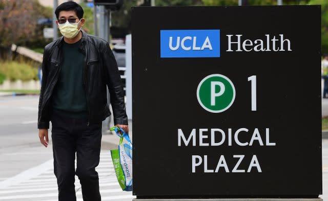 Face masks declared mandatory in Los Angeles