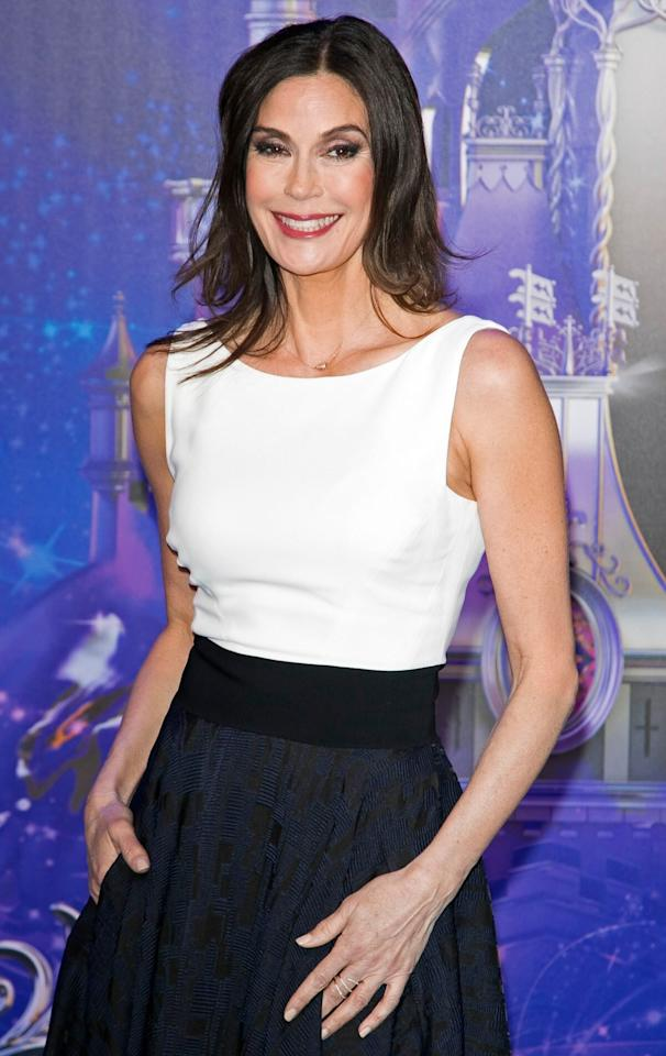 """After celebrating her 55th birthday (on Dec. 8), the actress is <a href=""""https://people.com/tv/teri-hatcher-is-content-being-single/"""">feeling her best as a single woman</a>.  """"There is a difference between being lonely and being alone,"""" Hatcher, who divorced actor Jon Tenney in 2003, told PEOPLE. """"I have been single for a very long time but there is nothing lonely about my life. I want to remove the stigma of that.""""  Hatcher continued: """"Many women who get divorced will not get remarried. That kind of sounds depressing but it doesn't have to be. Many women are not just surviving alone, they're thriving. They're empowered, they're making money, they're being healthy, they're traveling. You are allowed to be proud of your life when you're not part of a couple."""""""