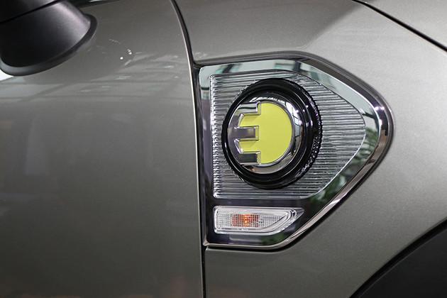 216萬元接單引進,插電的Mini Cooper S E Countryman ALL4正式發表