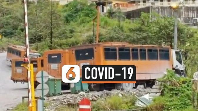 VIDEO: Cegah Covid-19, PT Freeport Indonesia Perketat Protokol Kesehatan