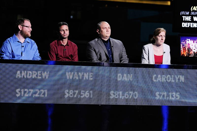 TV Review: 'The Million Second Quiz'