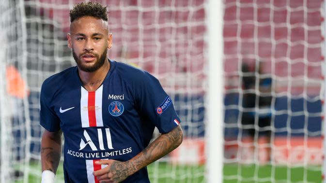 Neymar. (AFP/Lluis Gene/pool)