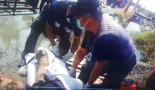 嘉義工人埋地管遭高壓電擊 皮開肉綻3度灼傷意識模糊