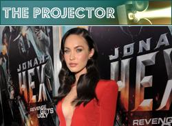 Megan Fox, Albert Brooks, FINALLY Together On 'Knocked Up' Sequel