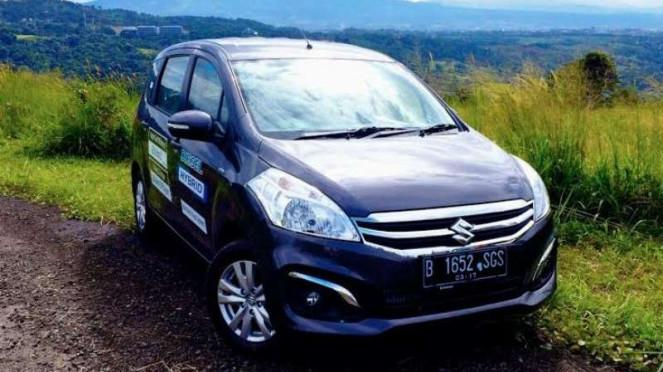 Suzuki Ertiga Diesel Hibrid