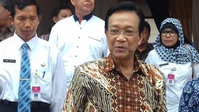Sultan Akan Buka Sekolah di Yogyakarta secara Bertahap
