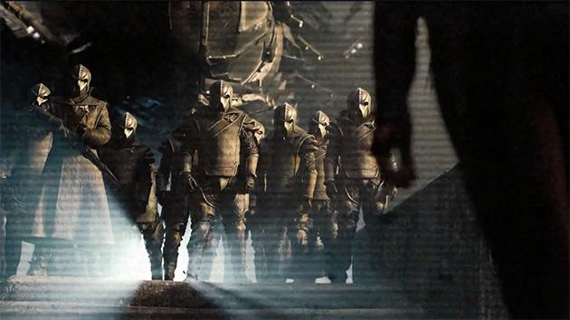 Klingons Spotted in New 'Star Trek Into Darkness' Viral Video