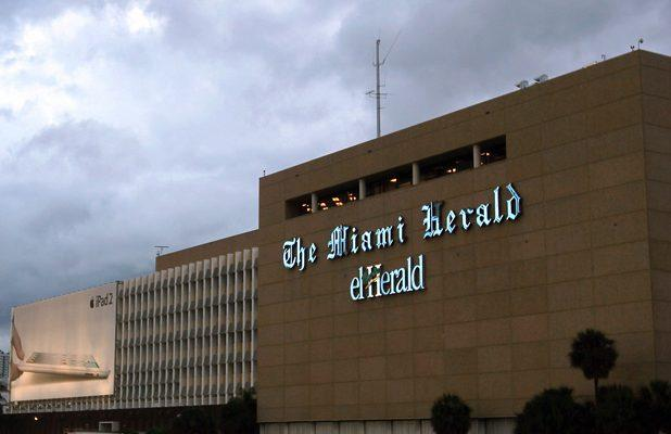 Miami Herald to Readers: Be 'Rest Assured' of Paper's Future as Parent Company McClatchy Files for Bankruptcy