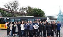 就職兩週年 賴峰偉率縣府團隊訪視施政成果