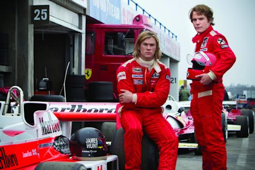 'Rush' Review: Ron Howard Shifts Gears With a Sexy, Stylish Racing Saga