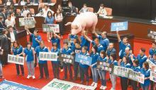 拒標瘦肉精 蘇稱台灣人能分辨