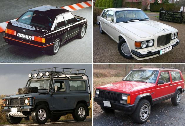 The box rocks: 10 cars hip to be square