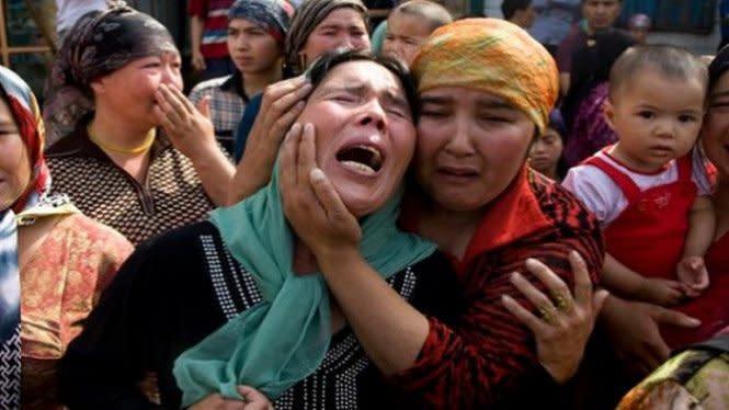 Gempa 6.4 SR Guncang Tempat Tinggal Muslim Uighur di China