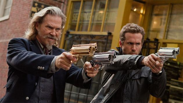 'R.I.P.D.' Trailer: Like 'Men in Black,' But With Dead People