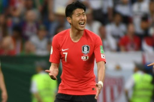 Son Heung-min's superb goal was too late to save his side