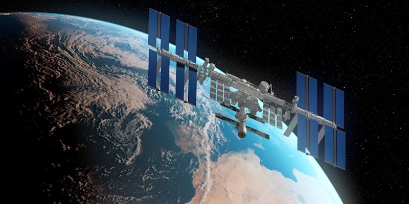 Would you fancy a holiday on the international space station? - Getty