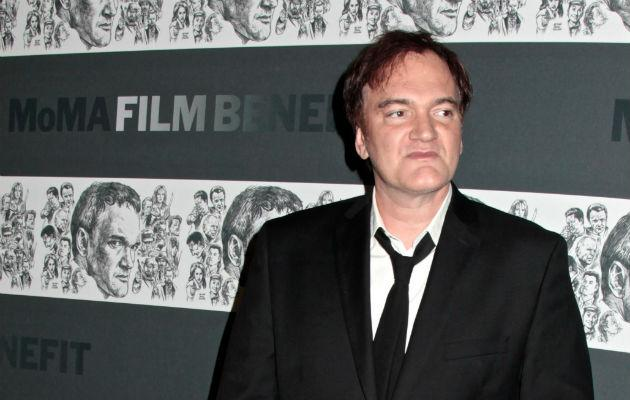 Tarantino clashes with Krishnan Guru-Murthy