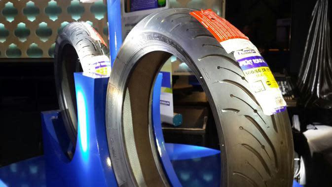 Produsen ban asal Prancis meluncurkan Michelin Pilot Road 4 yang menyasar pemotor sport touring.
