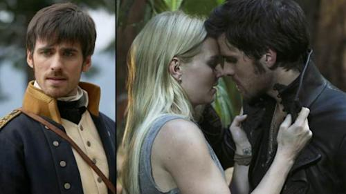 Colin O'Donoghue as Killian Jones and Captain Hook in 'Once Upon a Time' -- ABC