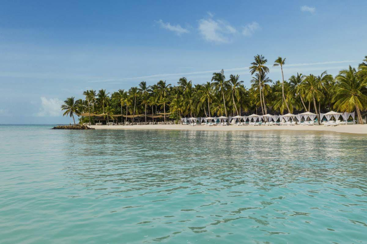 "<p>The Maldives has been open to U.S. travelers since mid-July and has seen a major surge of American travelers this summer. One of the best places to stay in this Insta-worthy local? <a href=""https://www.oneandonlyresorts.com/reethi-rah"" target=""_blank"">One&Only Reethi Rah</a>.</p><p>The resort recently introduced a new package for those looking to get away for an extended period of time without having to be away from their computers. This package allows guests to make the long flight to this beautiful country even more worth it with a 28+-day package full of complimentary additions like daily breakfast for two, transfers to and from the airport, and all of the already-complimentary activities available at the luxury resort. </p><p>All the villas on resort property are equipped with high-speed Wi-Fi and have plenty of space to get some peace and quiet—or bring the whole family along! </p>"