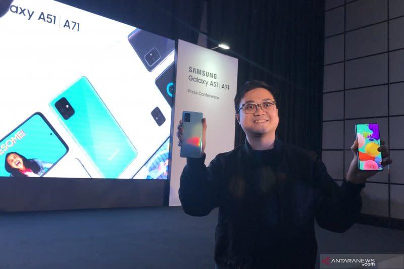 Samsung Galaxy A51 dan Galaxy A71 tawarkan tiga poin utama