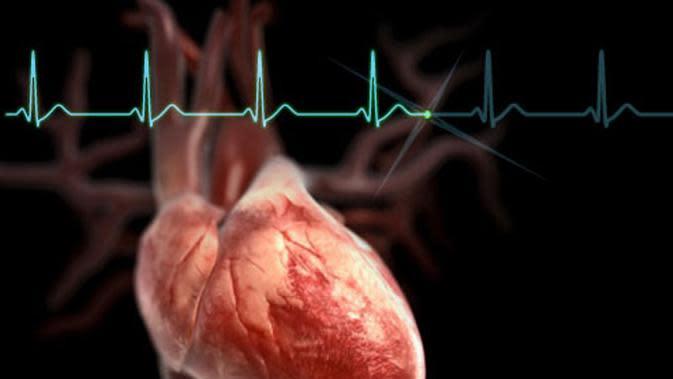 Detak jantung (Foto: Web MD)