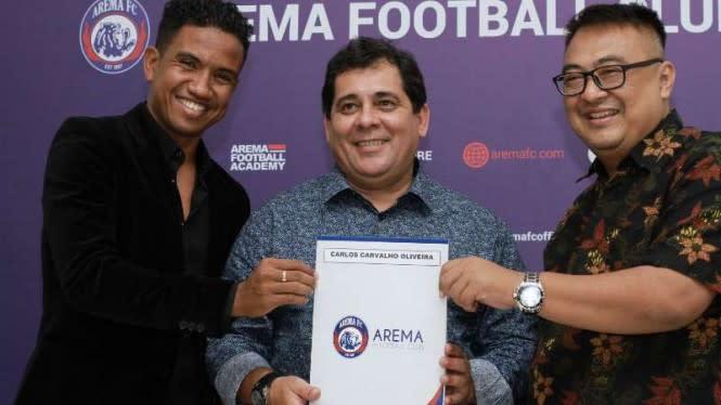 Dukungan Penuh Arema agar Liga 1 Kembali Lanjut