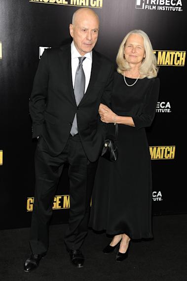 """Grudge Match"" Screening Benefiting The Tribeca Film Insititute - Outside Arrivals"