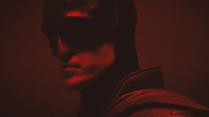First look at Robert Pattinson's Batsuit for 'The Batman'. (Credit: Matt Reeves)
