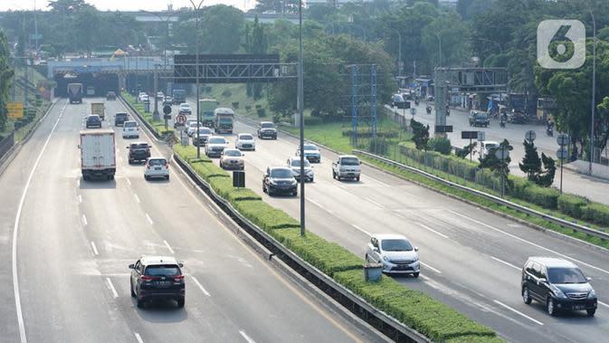 Jasa Marga Catat 55 Ribu Lebih Kendaraan Menuju Jakarta saat Hari ke-2 Lebaran