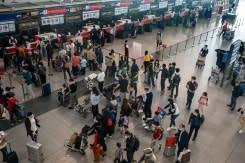 Ratusan juta warga China bersiap-siap berpergian liburan