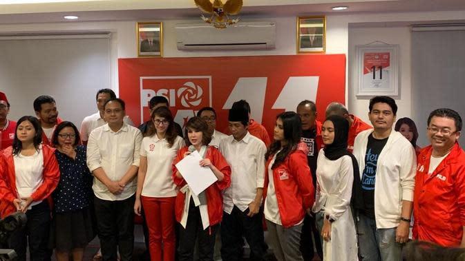 Anggota DPRD PSI Jakarta Tolak Pin Emas Dewan