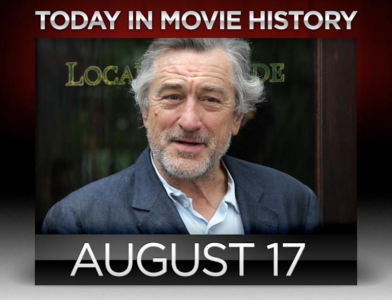 today in movie history, august 17