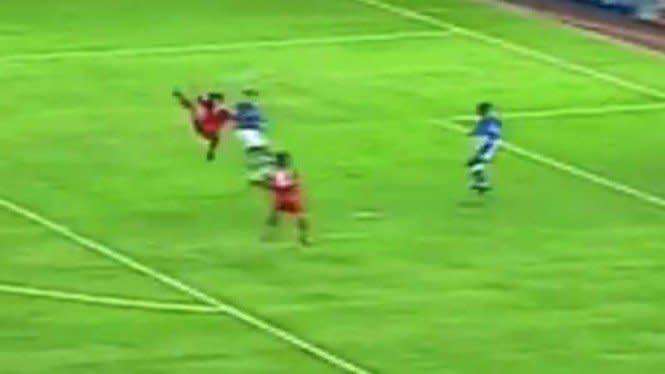 Gol Salto Widodo C Putro di Piala Asia Jadi yang Terbaik