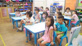幼兒園就在公司樓下 學費不比公幼貴