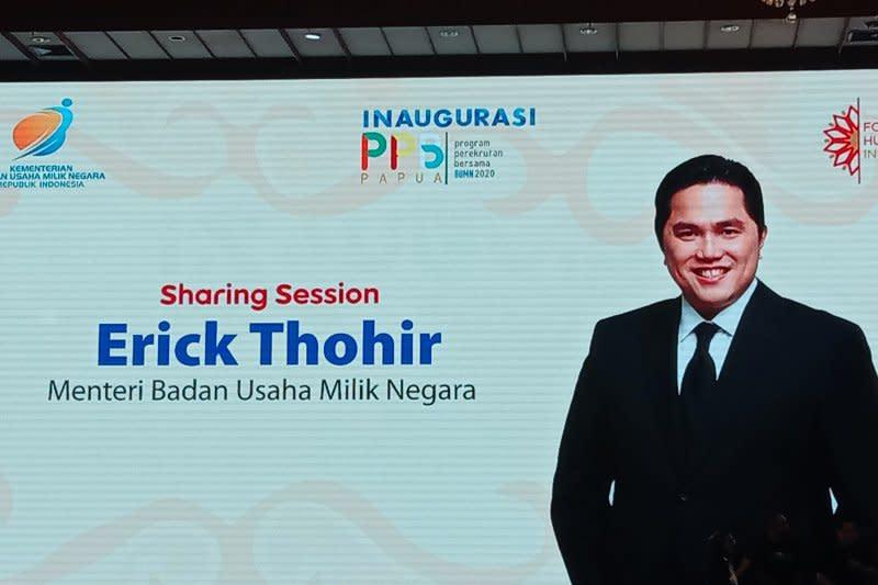 Erick Thohir ingatkan pejabat BUMN bukan pemilik perusahaan