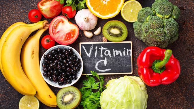 Fungsi Vitamin C Bagi Tubuh (sumber: iStockphoto)